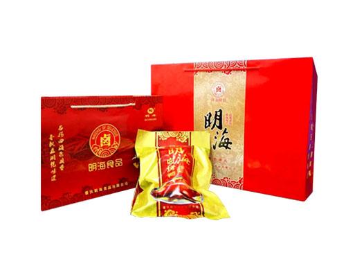 明海食品-尊贵御礼包装礼盒